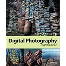 Digital Photography 712School Course Book Covers
